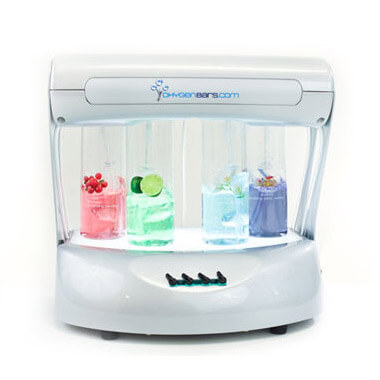 Oxygen Bar Supplies
